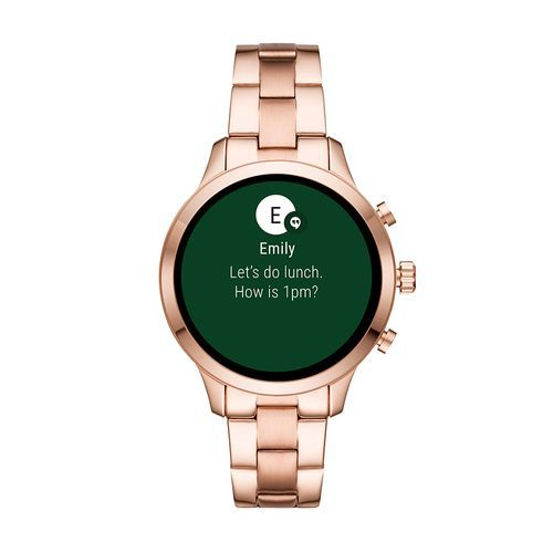 Relogio Smartwatch Michael Kors Runway MKT5046 Rosé