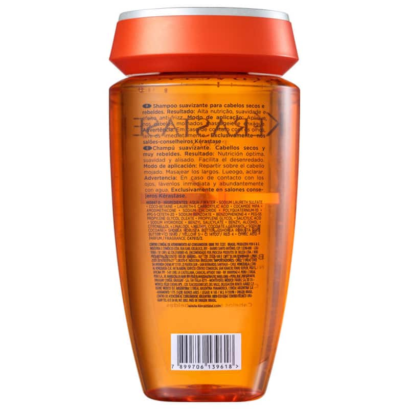 Shampoo Kerastase Bain Nutritive Oleo Relax 250 ml