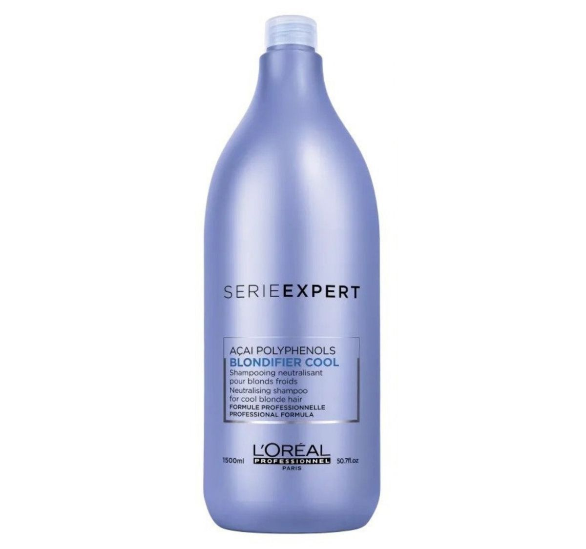 Shampoo Loreal Expert Blondifier Cool 1,5L