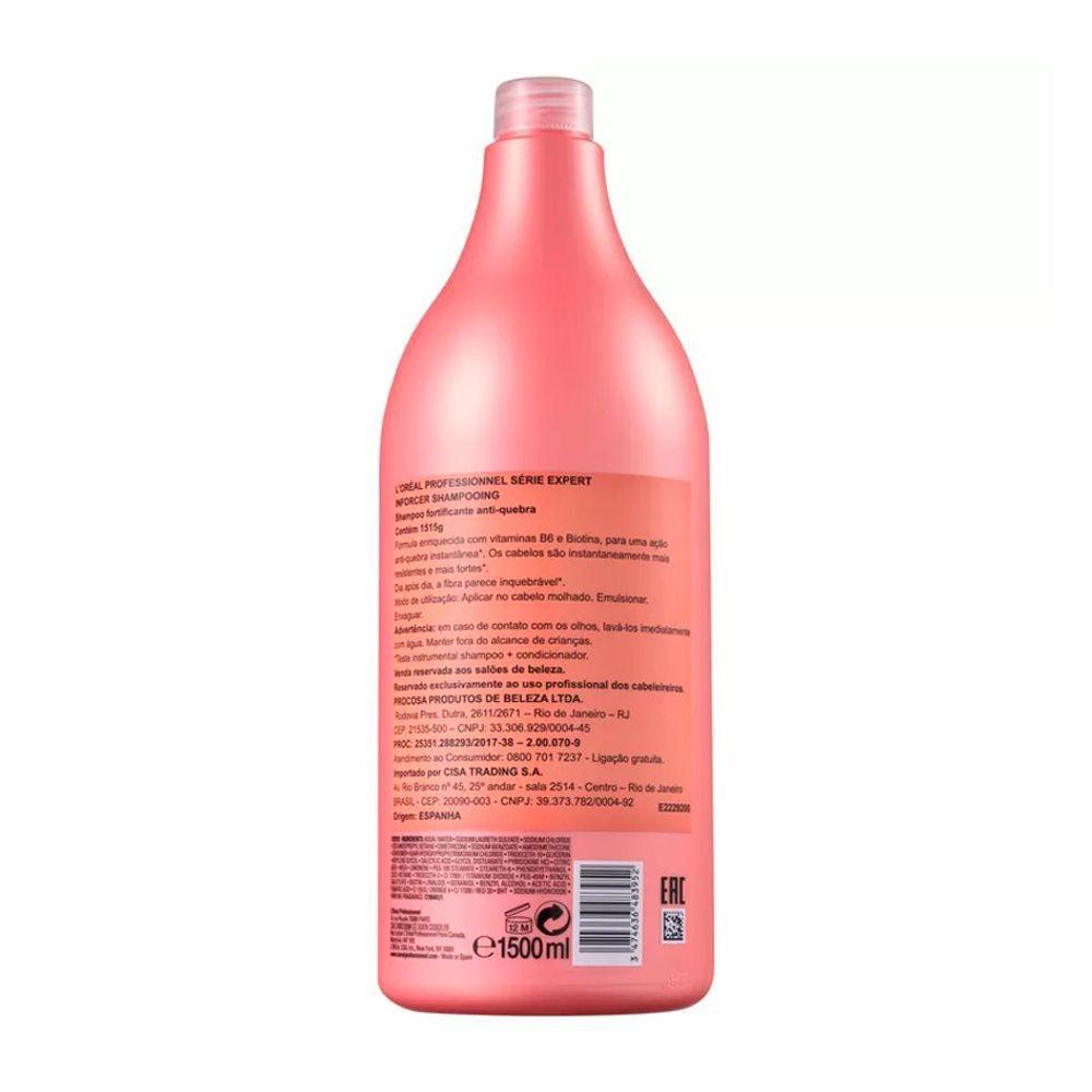Shampoo Loreal Expert Inforcer 1,5 L