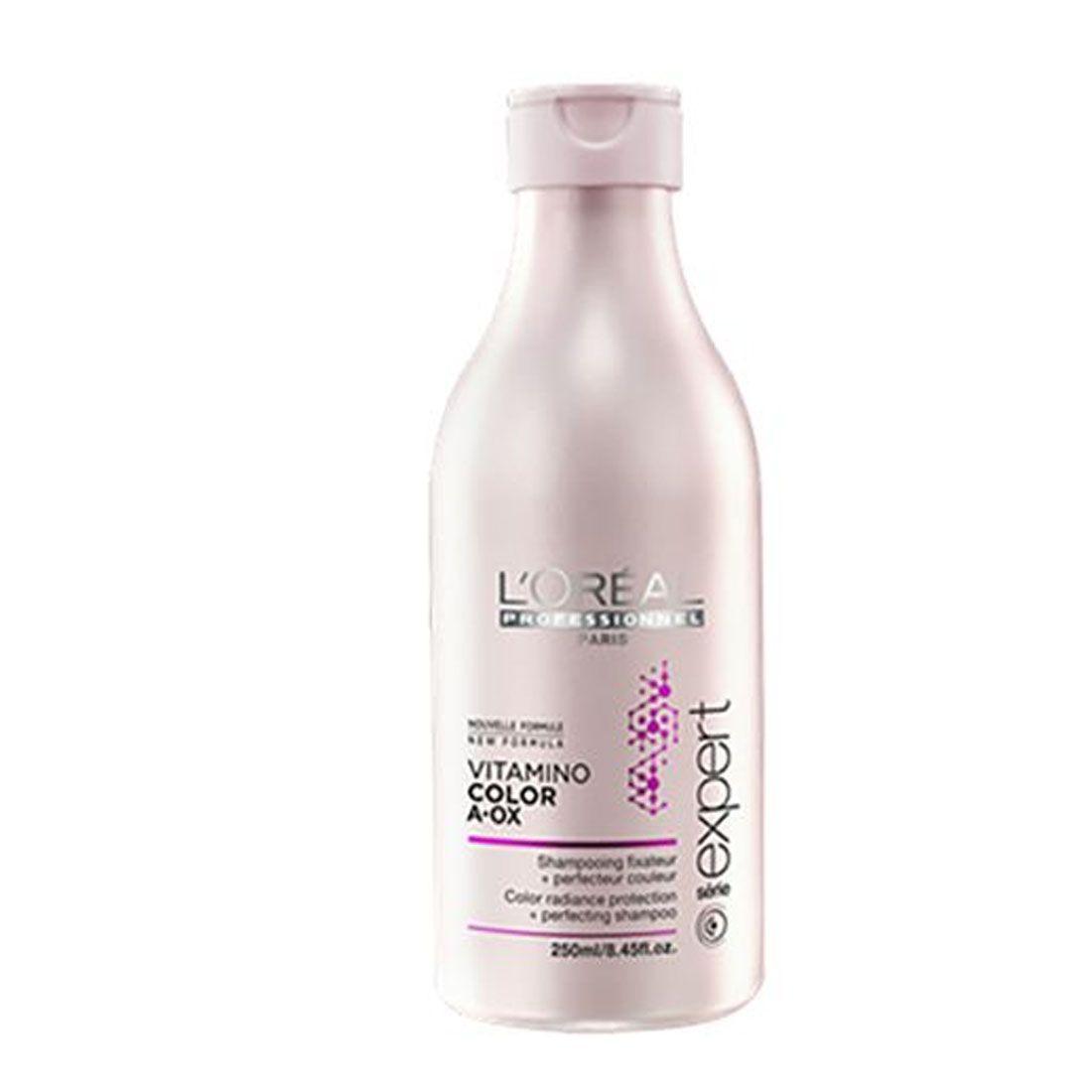 Shampoo Loréal Vitamino Color