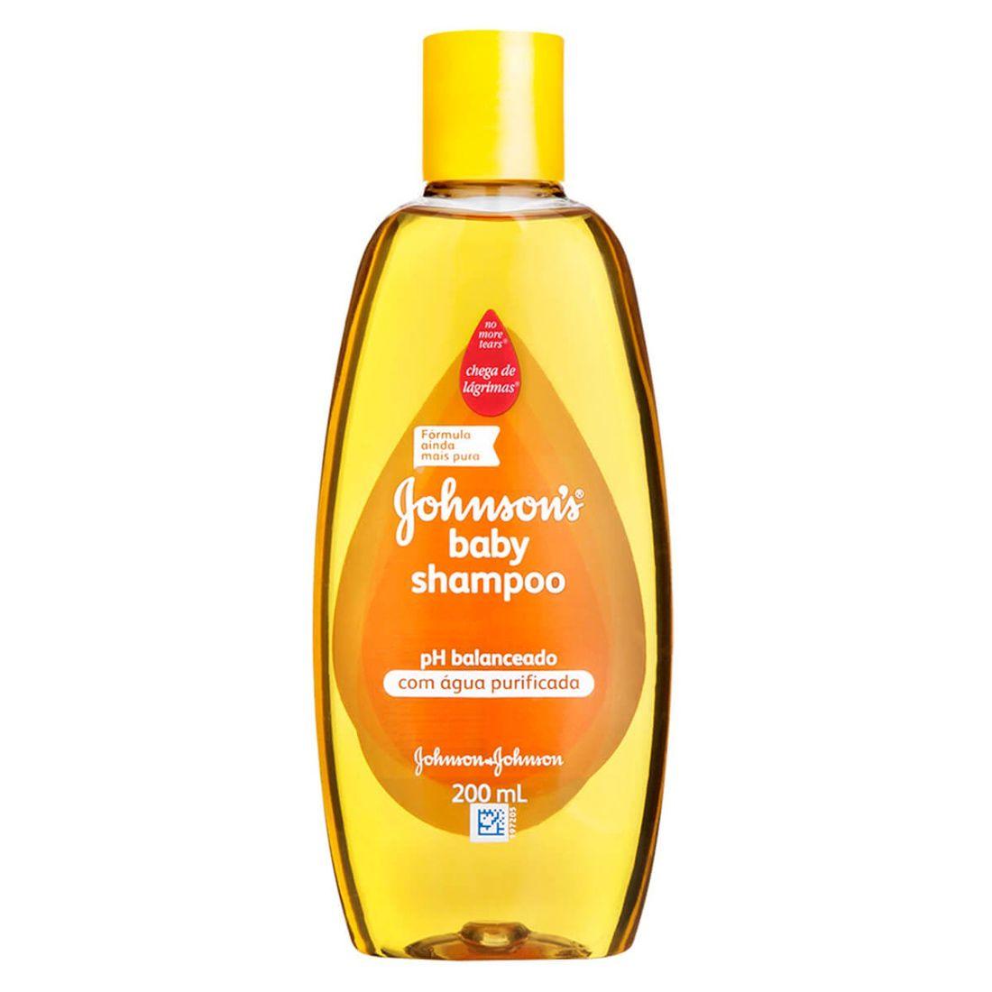 Shampoo Neutro Jonson's Baby 200 Ml