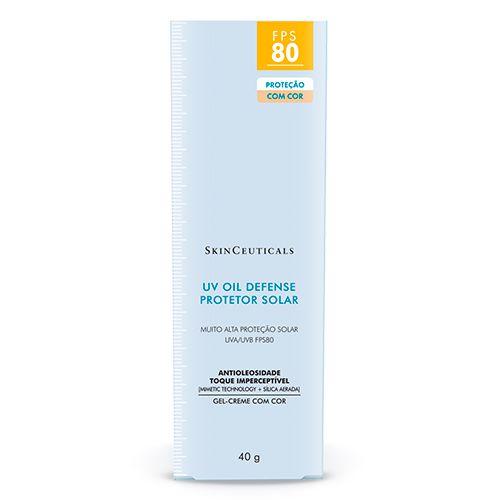 Skincenticauls Protetor Solar UV Oil Defense FPS80 40G
