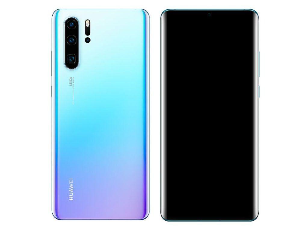 Smartphone Huawei P30 Pro 8GB RAM + 128GB Breathing Crystal