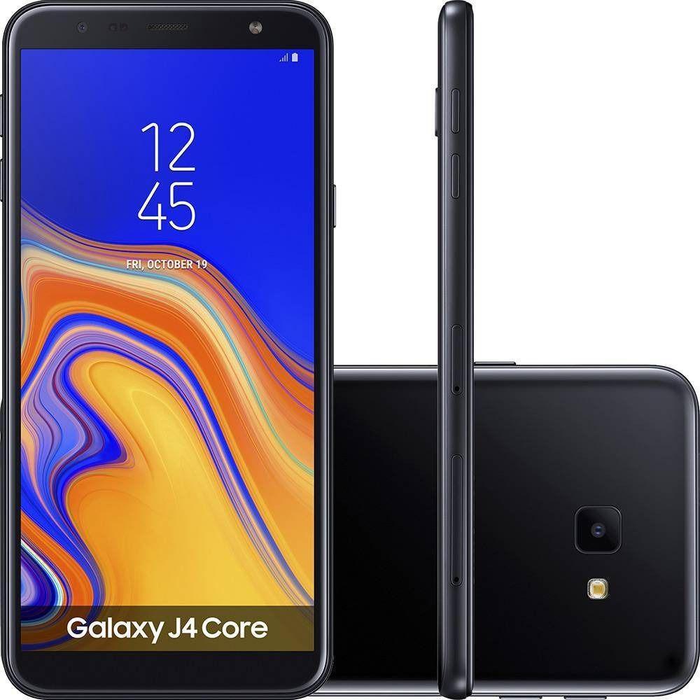 Smartphone Samsung Galaxy J4 Core 16GB Preto