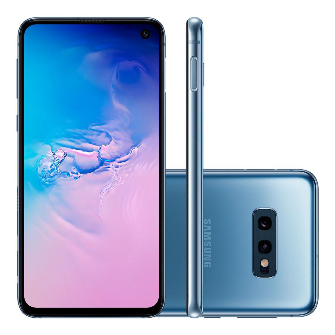 Smartphone Samsung Galaxy s10e 6GB RAM + 128GB Azul
