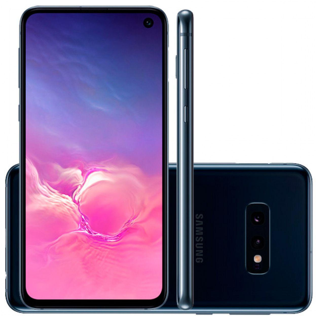 Smartphone Samsung Galaxy s10e 6GB RAM + 128GB Preto