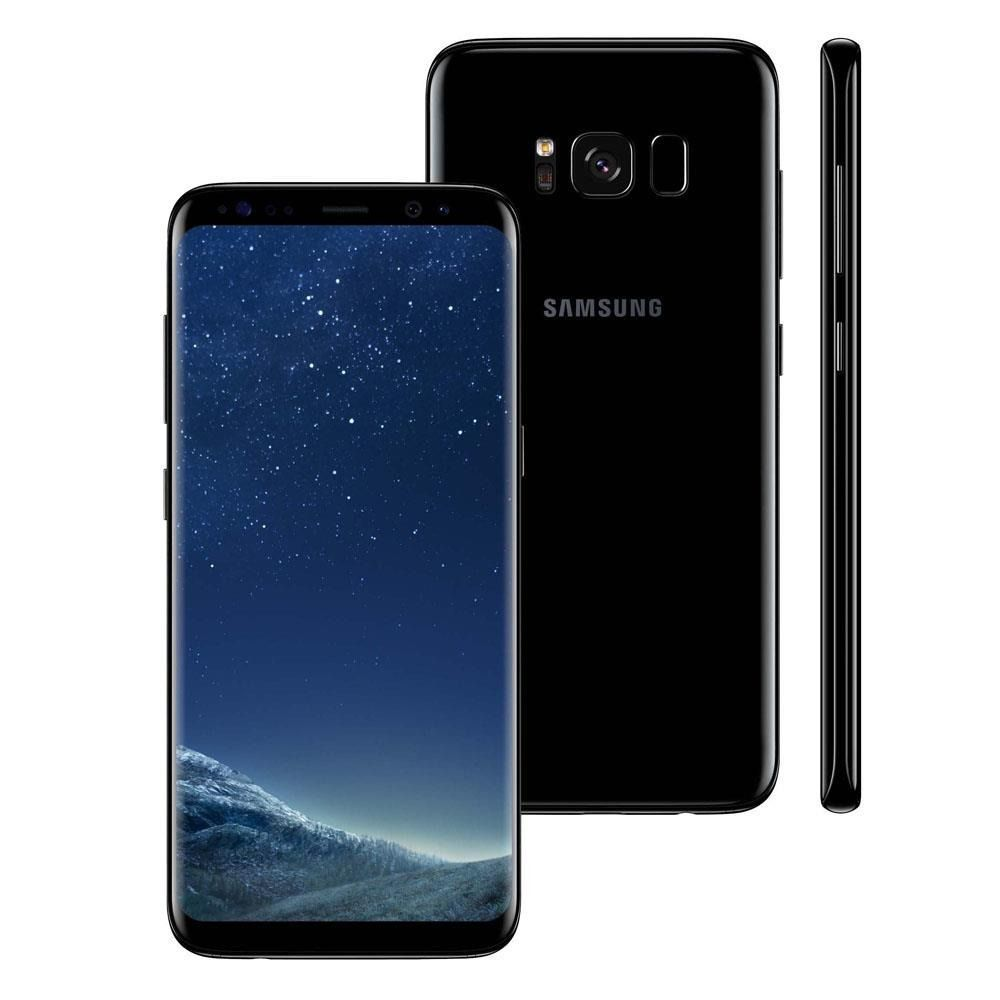 Smartphone Samsung Galaxy S8 64gb Preto