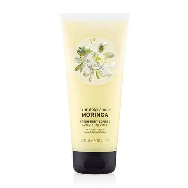 Hidratante The Body Shop Sorbet Moringa 200 mL
