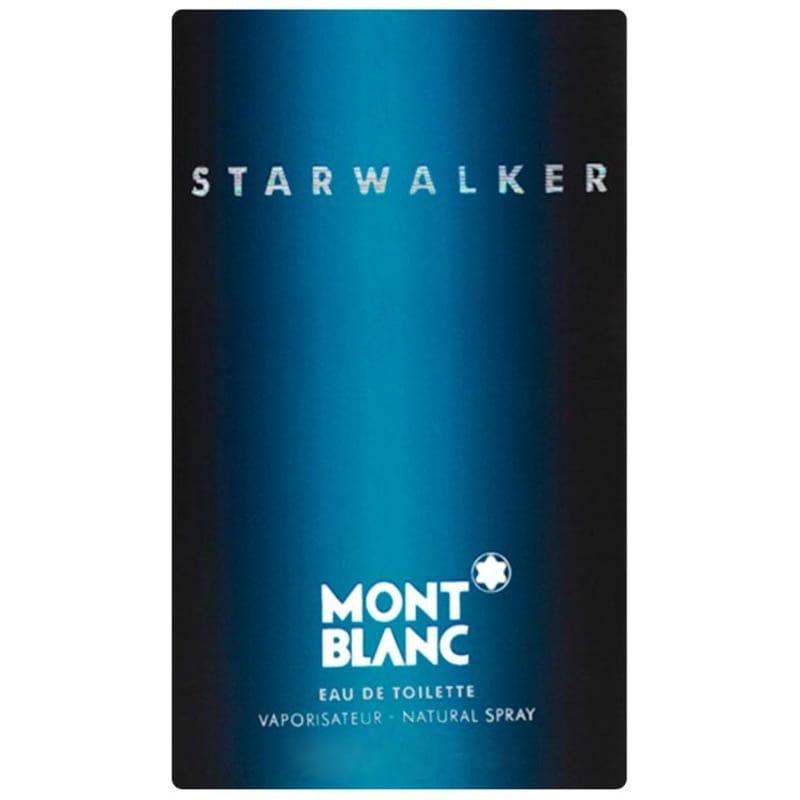 Perfume Starwalker Montblanc Eau de Toilette Perfume Masculino 75ml