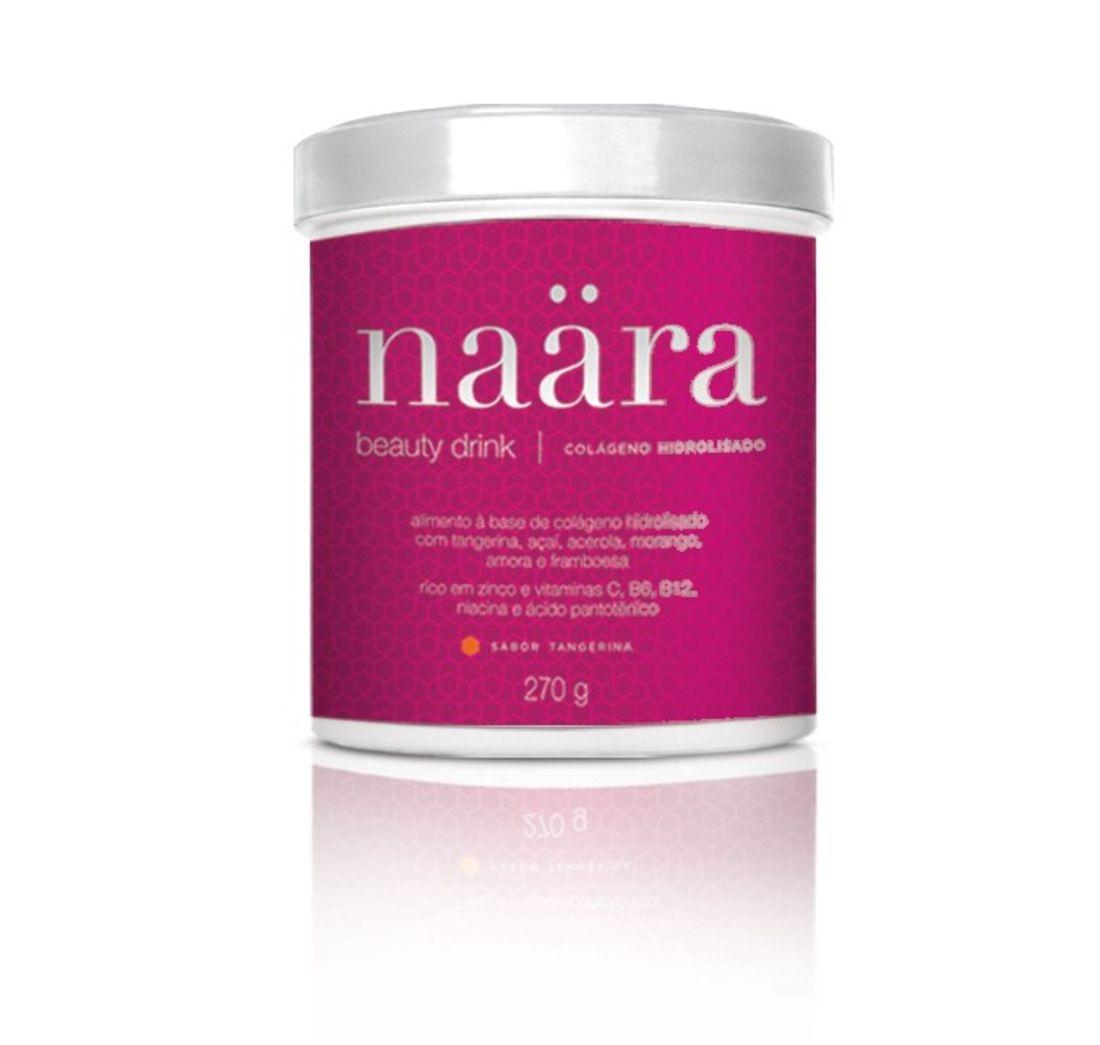 Suplemento Vitamínico Naära Beauty Drink Colágeno Tangerina 270g
