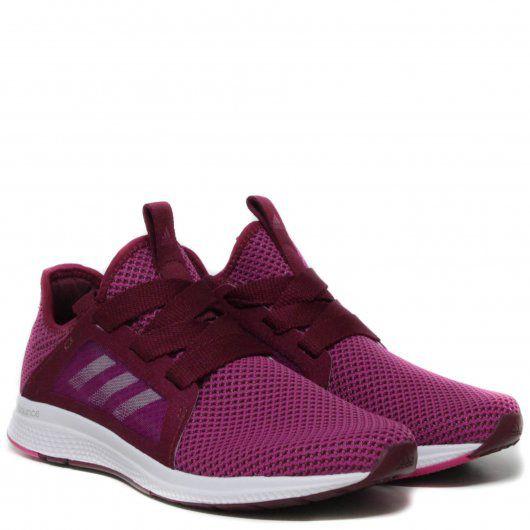 Tênis Adidas Edge Lux Pink N.35