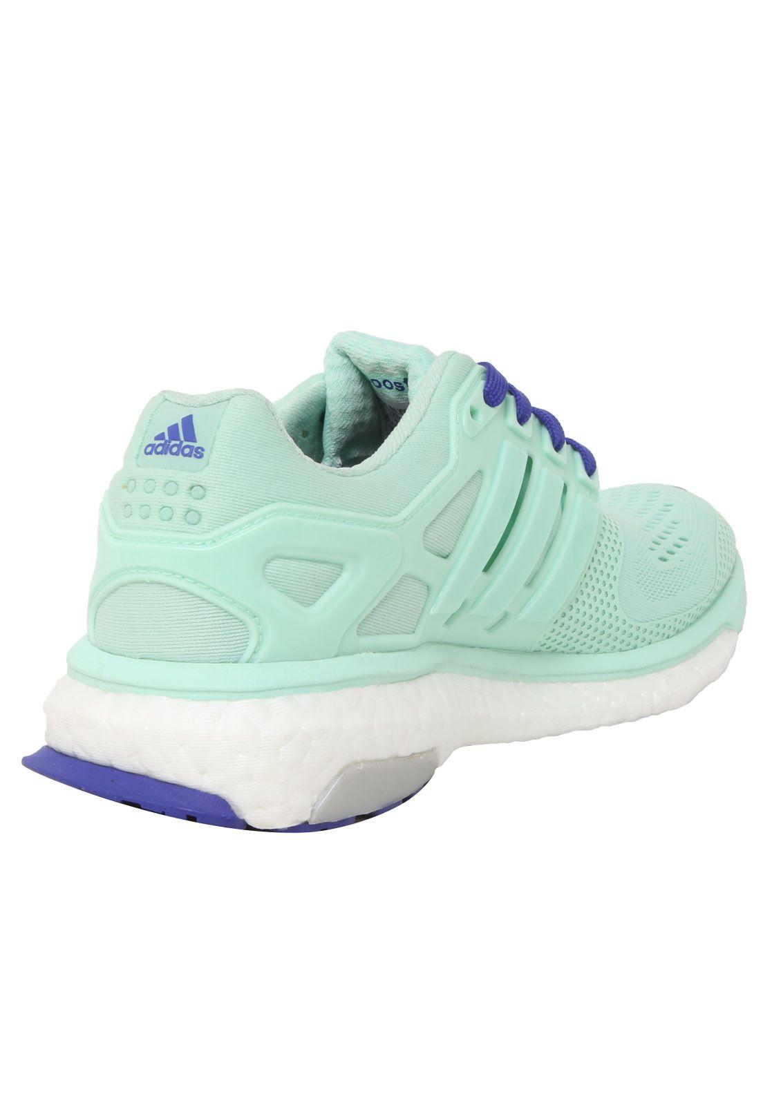 Tênis Adidas Energy Boost ESM W Verde N.34