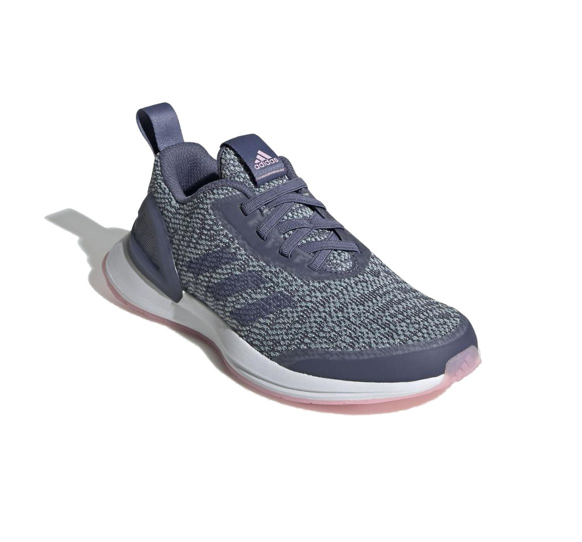 Tênis Adidas Infantil Rapidarun X Knit El C Nº33 Cinza