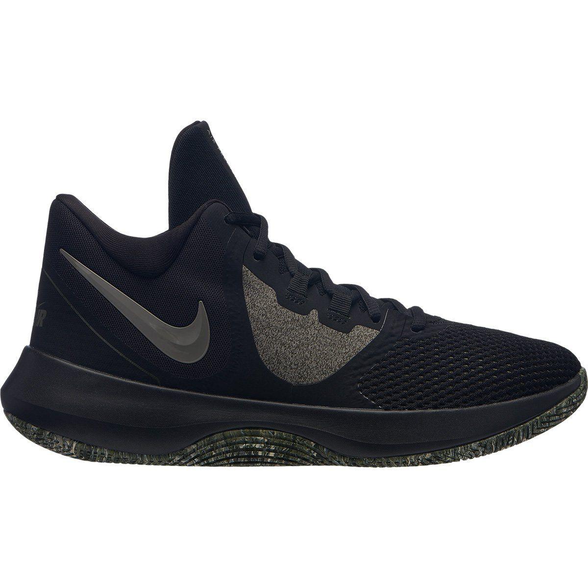 Tênis Nike Air Precision II Preto nº 42