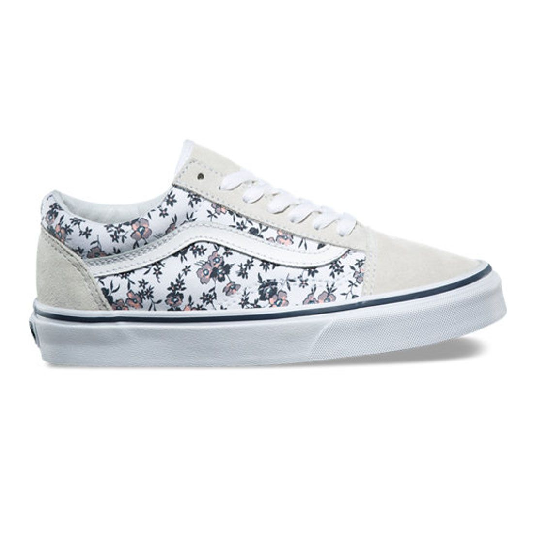 44f8aa76382 Tênis Vans Old Skool Ditsy Bloom N.34