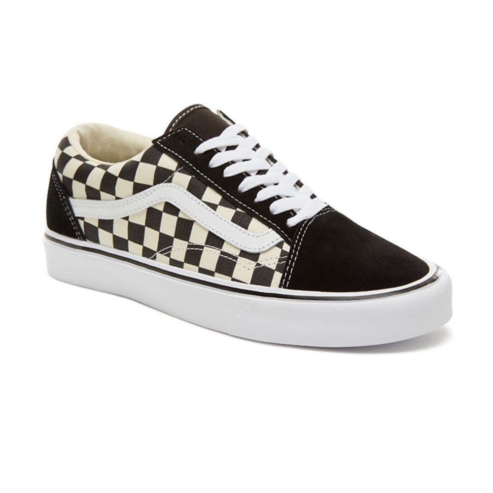 d2bf272ab98 Tênis Vans Old Skool Lite Preto e Branco Nº 44