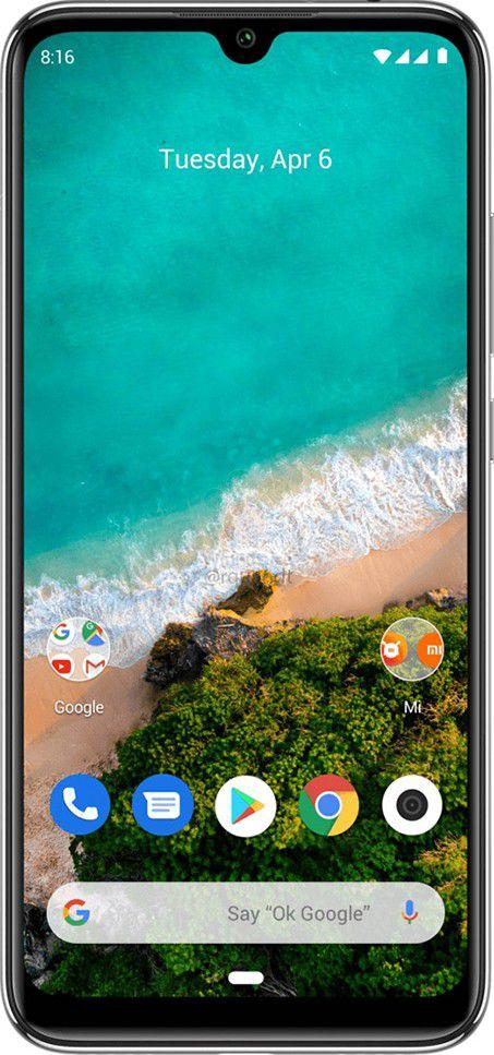 Xiaomi Mi A3 4GB RAM 64GB Rom Cinza