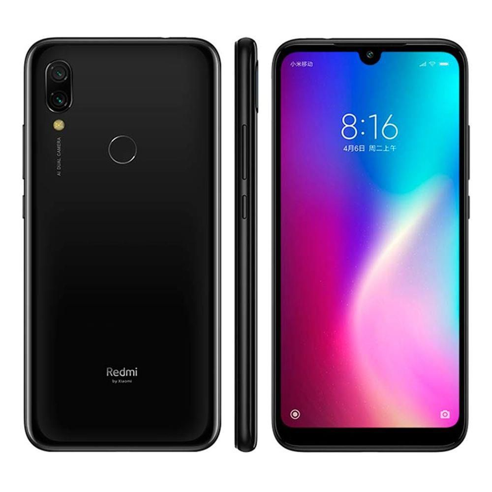 Xiaomi Redmi 7 3GB RAM 64GB Global Preto