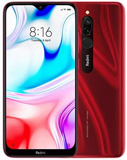Xiaomi Redmi 8 4GB RAM 64GB Vermelho