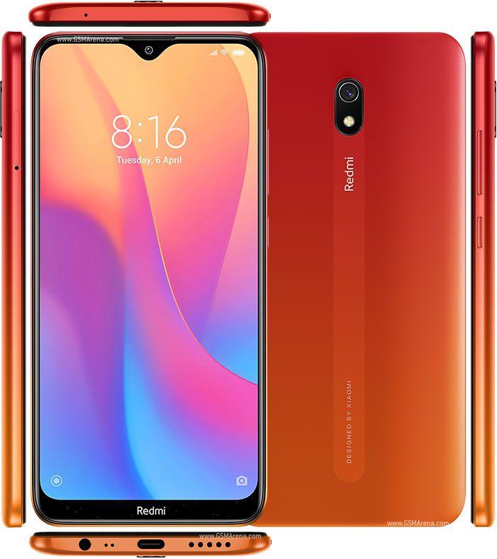 Xiaomi Redmi 8A 32GB 2GB Ram Vermelho + Película