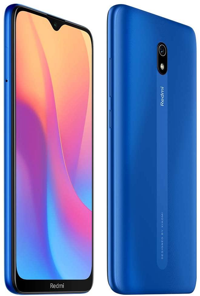 Xiaomi Redmi 8A 32GB 2GB Ram Azul + Película
