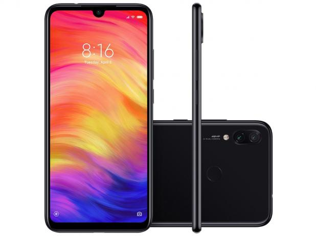 Xiaomi Redmi Note 7 4GB RAM 128GB Global Preto
