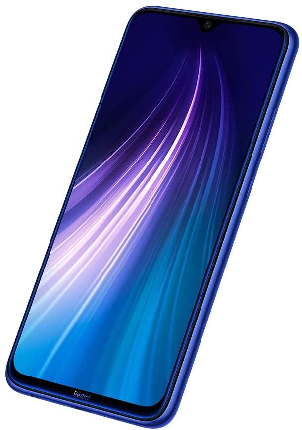 Xiaomi Redmi Note 8 4GB RAM 128GB Azul