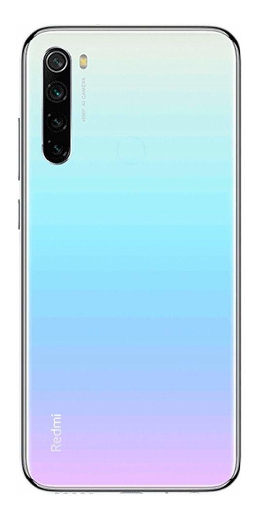 Xiaomi Redmi Note 8T Dual SIM 64 GB Branco Lunar 4 GB RAM