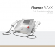 Laser Fluence Maxx HTM  Cluster MAXX LED AZUL + RED Laser