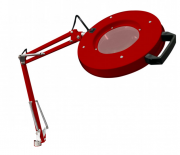 Lupa de Mesa Red 5x
