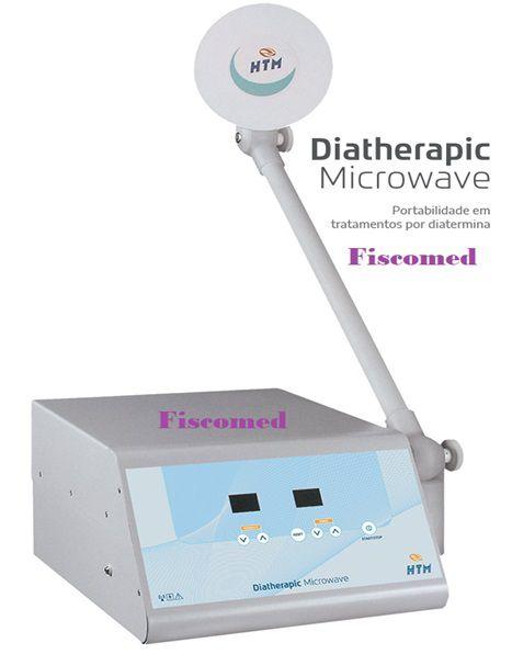 Aparelho de Diatermia Diatherapic Microwave HTM