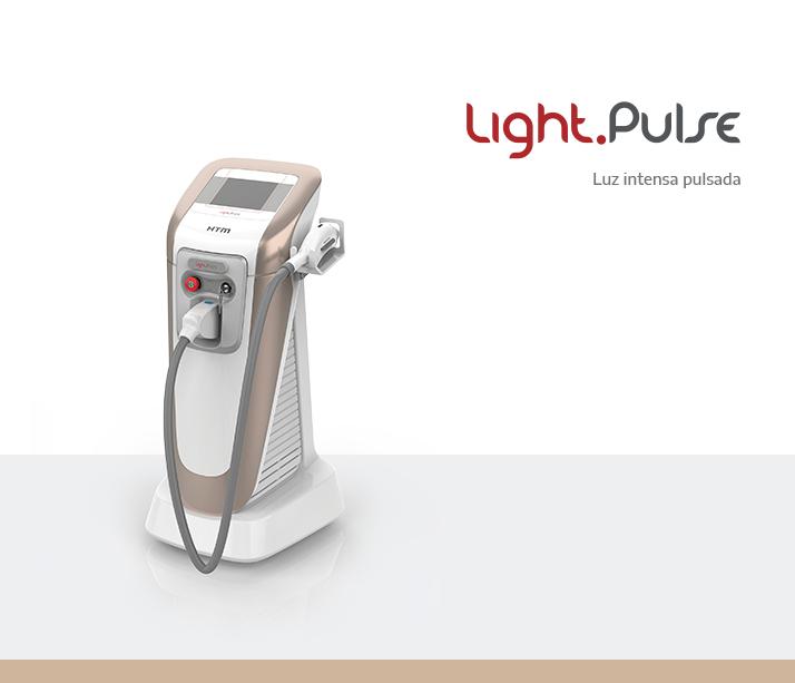 Aparelho Para Depilação Light Pulse Aplicador Intercambiável