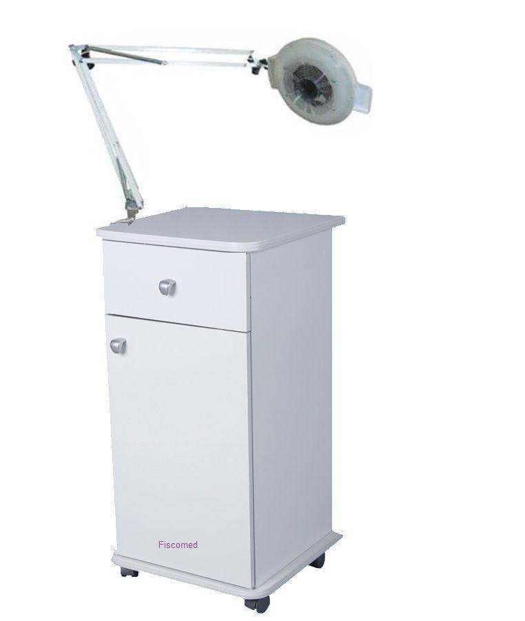 Armário Auxiliar Com Luminária Exaustor