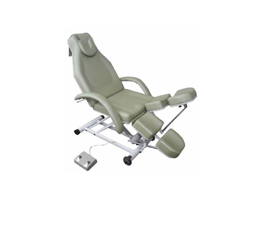 Cadeira de Podologia Semi Elétrica Na  Elevação Fiscomed