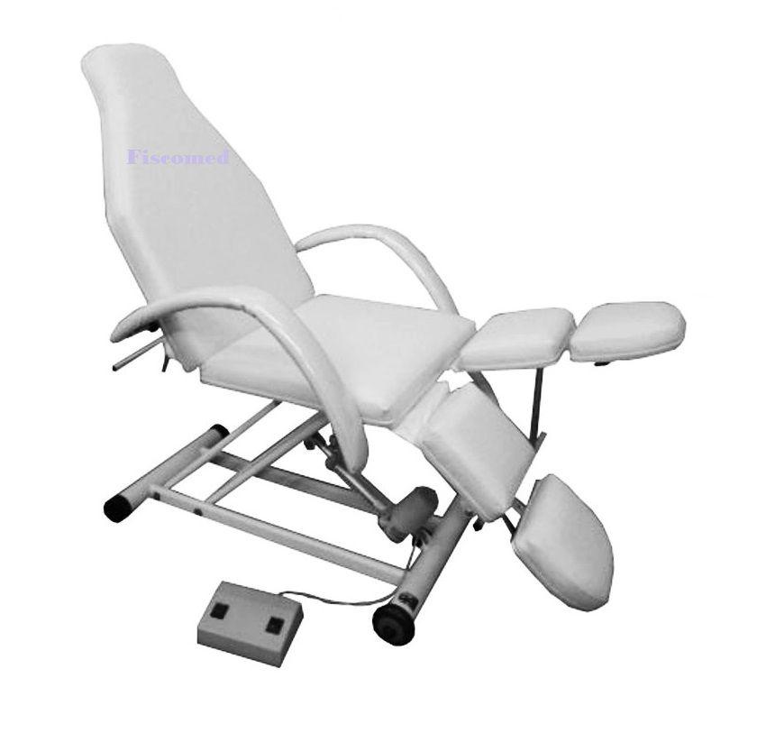 Cadeira De Podologia Elétrica Na Elevação E Encosto Brinde Fiscomed