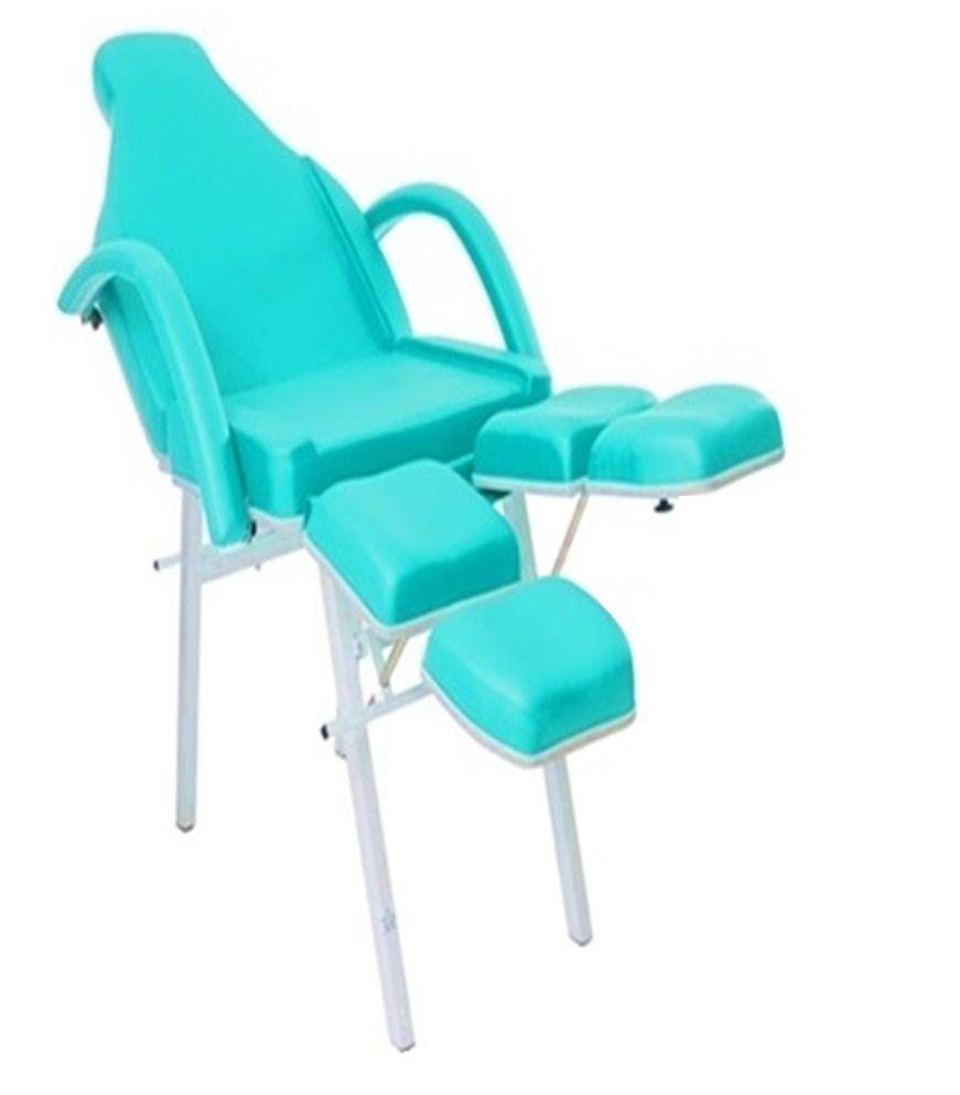 Cadeira Maca Stylo Podologia Mecânica