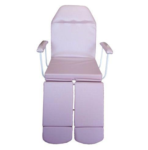 Cadeira Podologia Mecânica Rosa