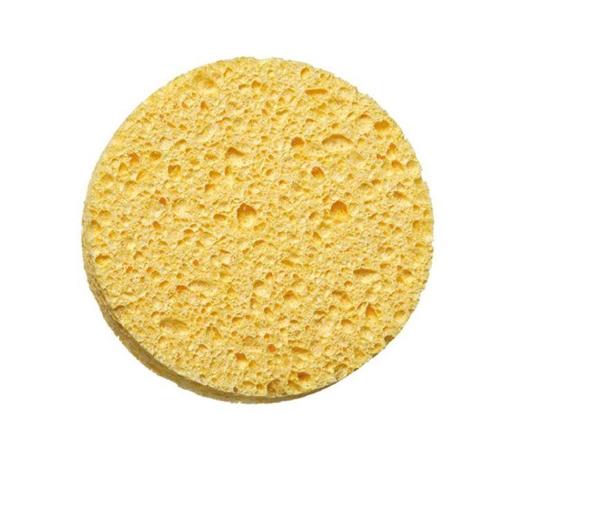 Esponja Redonda Esfoliante Celulose