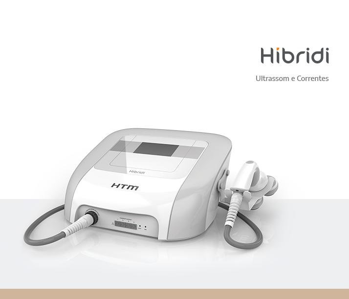 Hibrid Ultrassom de Alta Potência Terapia Combinada