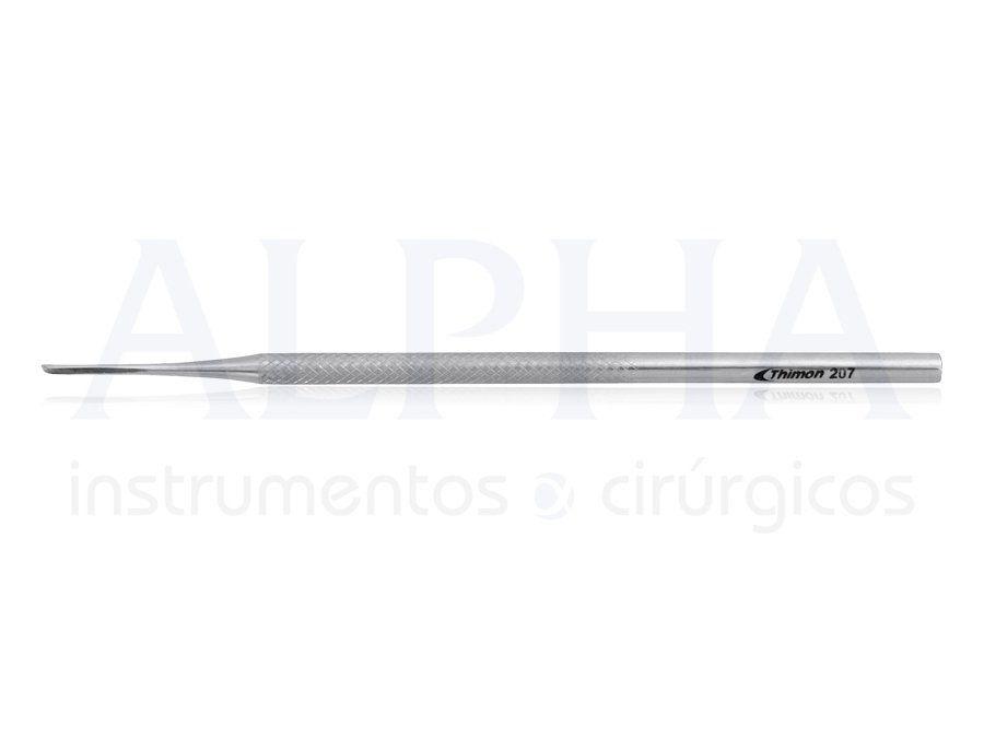 Instrumento Para Podologia Goiva 207 Para Retirada  de Unha Encravada
