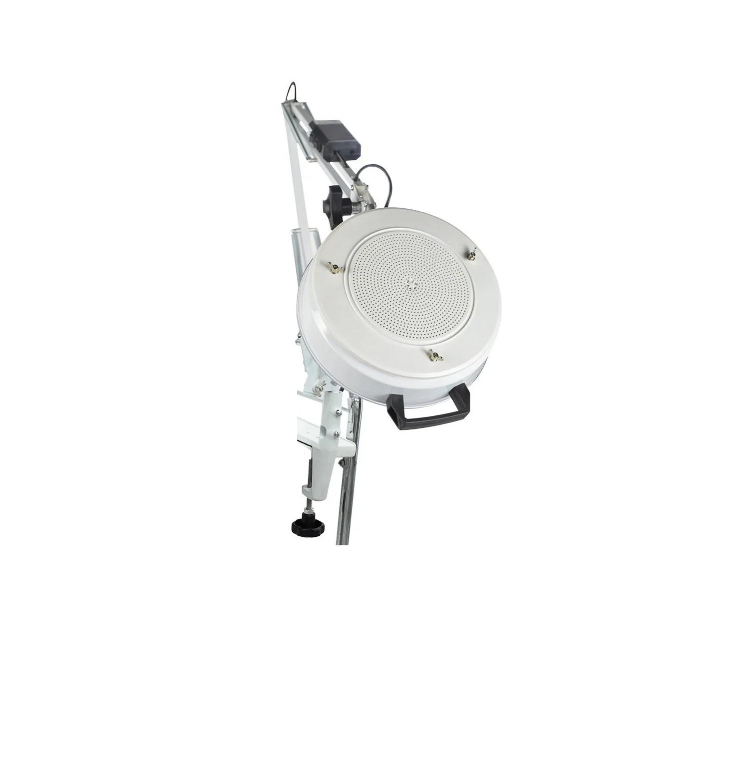 Kit Podologia Armário Com Exaustor Brinde Filtro Para Exaustor Fiscomed