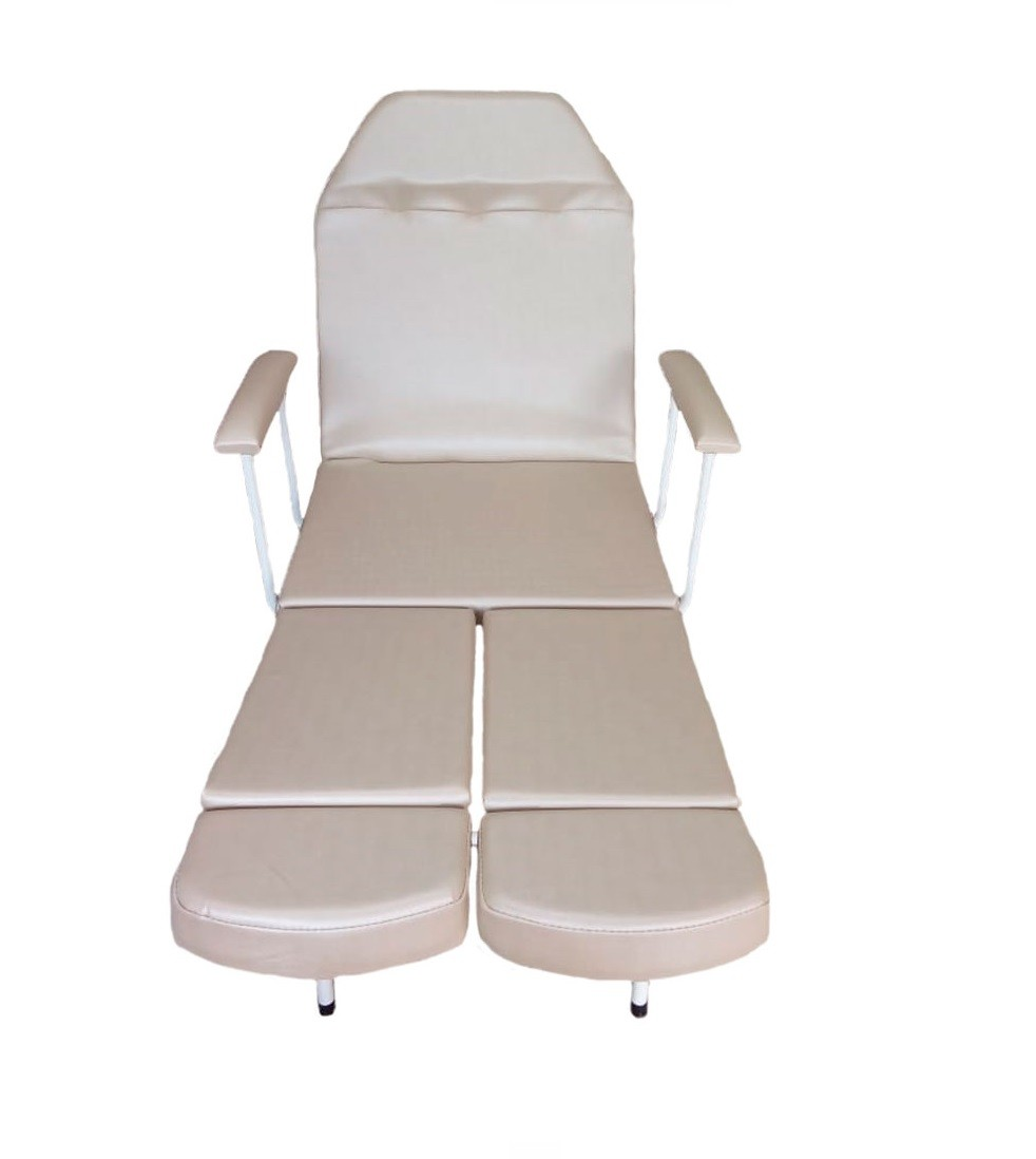 Kit Cadeira De Podologia Carrinho Exaustor Com Tripé Mocho E Brinde