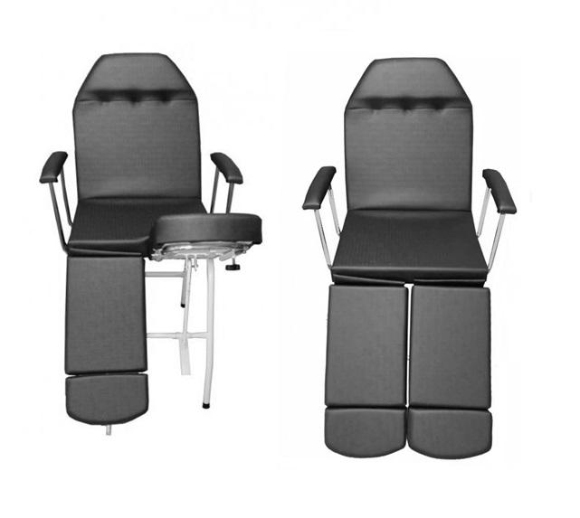 Kit Cadeira Mecânica Podologia Exaustor Led Alta Frequência HTM Escada  Brinde