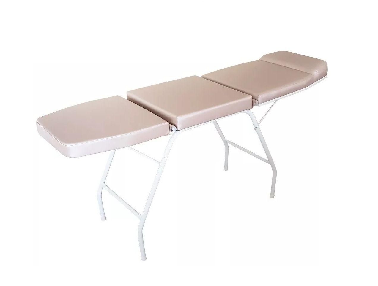 Kit Estética Poltrona Cadeira Mocho à Gás Escadinha Brinde