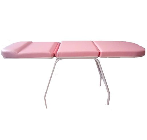 Kit Estética Rosa Poltrona Maca Mocho à Gás Carrinho Lupa com Led Escada  Brinde Lupa Cabeça