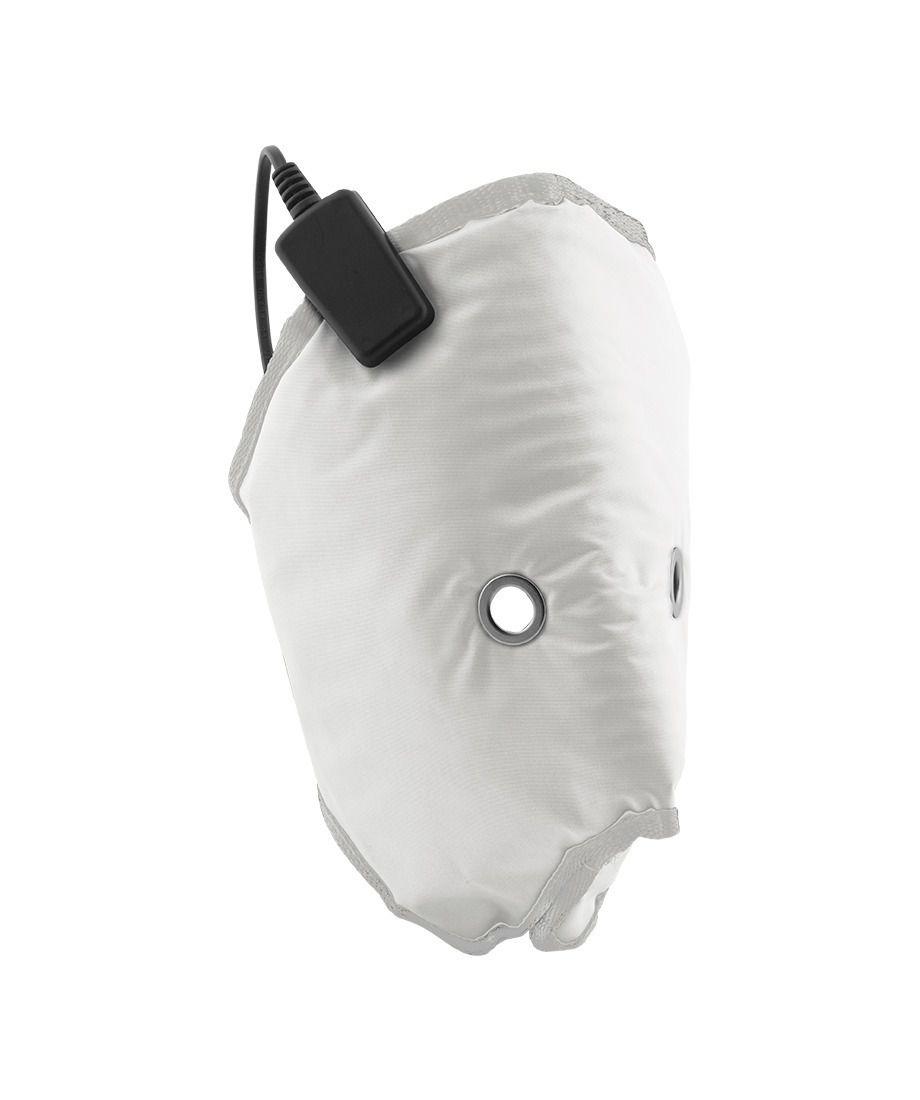 Kit Limpeza De Pele Máscara Térmica Cureta Cubetas Faixa de Cabelo  Brinde Mascara desidratada