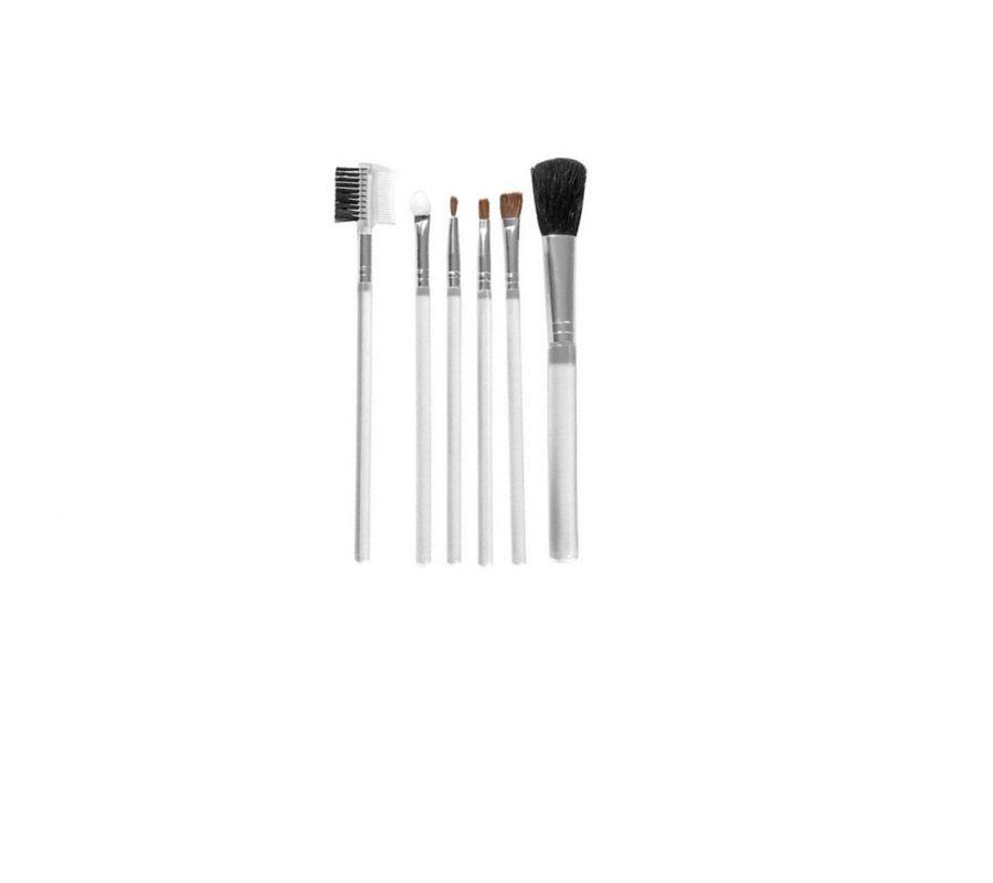 Kit Para Maquiagem Com 06 Peças