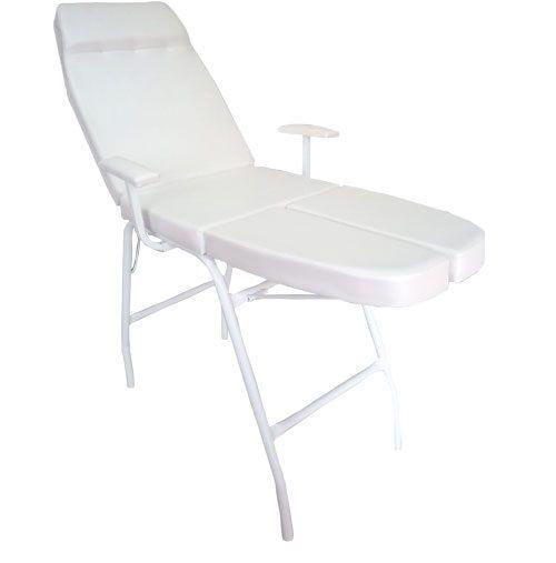 Kit Podologia  Cadeira Mocho Alta Frequência HTM Escada 02 Degraus  Fiscomed