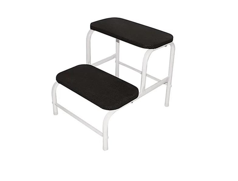 Kit Podologia Cadeira Escadinha e Brindes